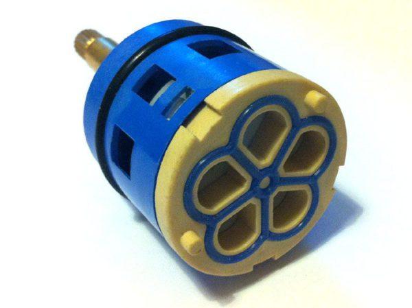 """Картридж 5 режимов 36 мм (дивертор) переключения режимов """"ромашка"""""""