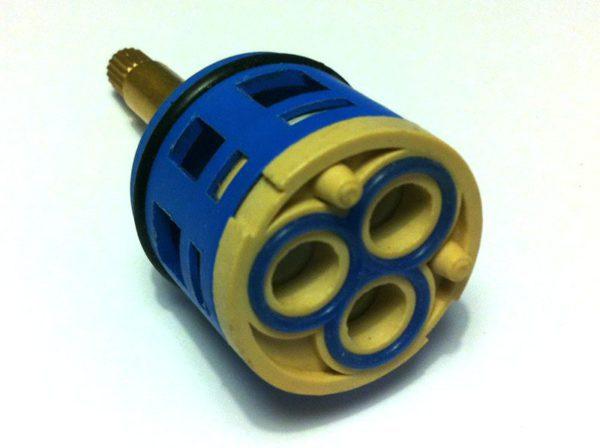 Картридж 3 режима 33 мм (дивертер) переключения режимов (Шлицы)