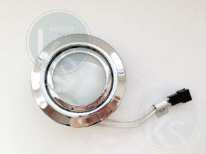 светильник в потолок для душевой 12В