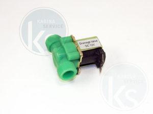 сливной электромагнитный клапан для парогенератора GOLF